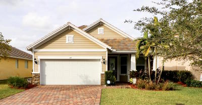 Lake Worth Single Family Home For Sale: 9310 Wrangler Drive