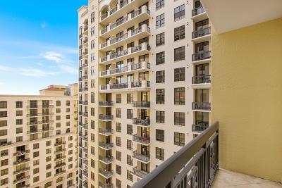 Two City Plaza Condo For Sale: 701 S Olive Avenue #1510