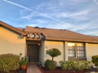 Port Saint Lucie Single Family Home For Sale: 851 SW Monica Street