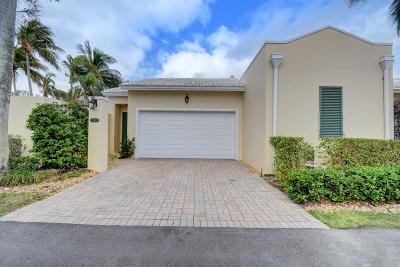 Boca Raton Single Family Home For Sale: 17173 Bermuda Village Drive
