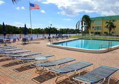 Boynton Beach Rental Contingent: 19 Colonial Club Drive #203