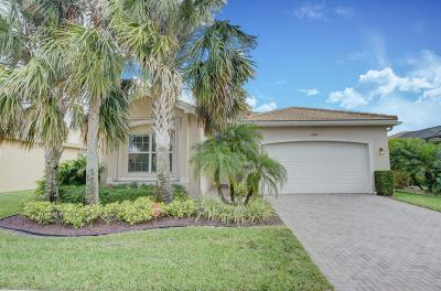 Boynton Beach Single Family Home For Sale: 10838 Leaf Bridge Way