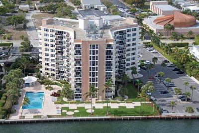 West Palm Beach Condo For Sale: 2800 Flagler Drive #612