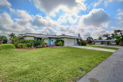 Tamarac Single Family Home Contingent: 6300 NW 73rd Avenue