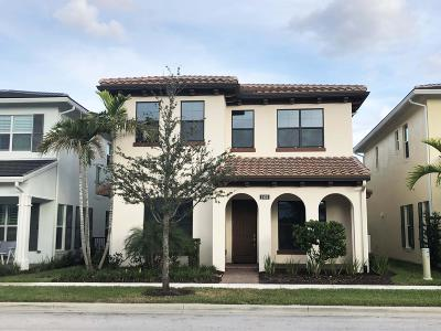 Palm Beach Gardens Single Family Home For Sale: 2102 Dickens Terrace