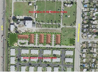 Boynton Beach Residential Lots & Land For Sale: 0000 Seacrest Boulevard