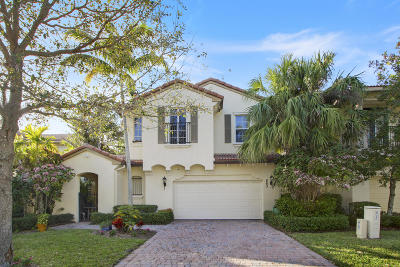 Palm Beach Gardens Single Family Home For Sale: 863 Taft Court