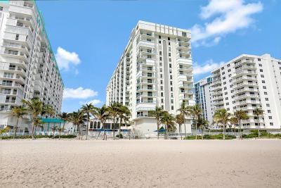 Pompano Beach Condo For Sale: 1000 S Ocean Boulevard #15c
