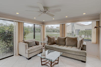 Boca Raton Single Family Home For Sale: 8529 Casa Del Lago #B