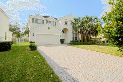Royal Palm Beach Single Family Home For Sale: 277 Berenger Walk