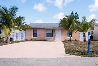 Lantana Single Family Home For Sale: 423 W Mango Street