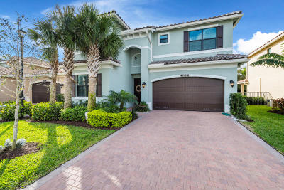Delray Beach Single Family Home For Sale: 8122 Snowflake Obsidian Trail