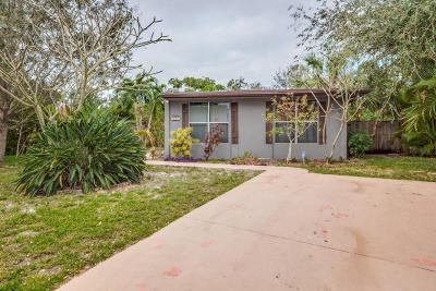 Boca Raton Single Family Home For Sale: 5601 Nottingham Road