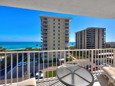 Juno Beach Condo For Sale: 500 Ocean Drive #W-6c