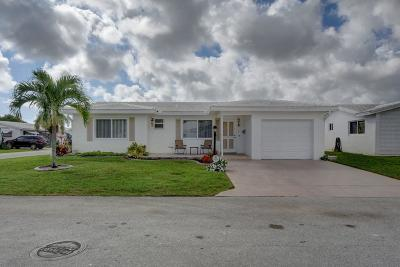 Pompano Beach Single Family Home For Sale: 120 NW 28th Street