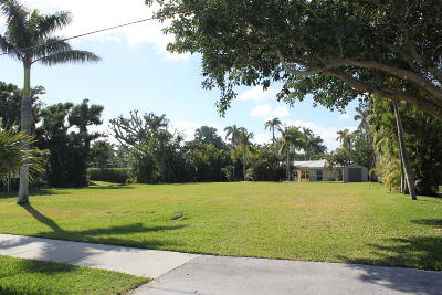 Palm Beach County Residential Lots & Land For Sale: 912 S Ocean Boulevard