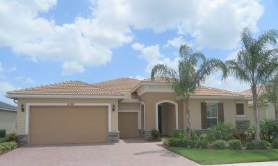 Port Saint Lucie Single Family Home For Sale: 10108 SW Cypress Wood Court