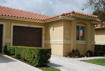 Boca Raton Single Family Home For Sale: 10375 Lake Vista Circle