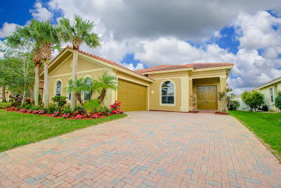 Fort Pierce Single Family Home For Sale: 4173 Worlington Terrace