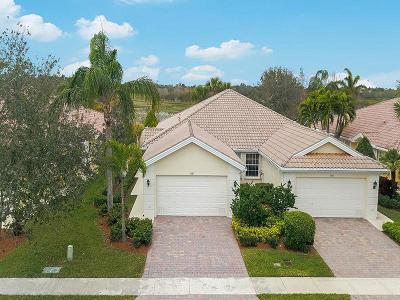 Wellington Single Family Home For Sale: 3167 Verdmont Lane