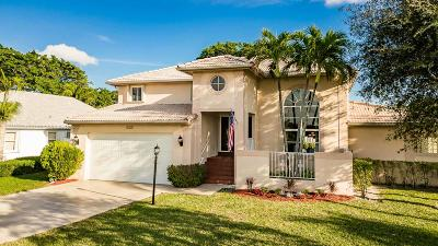 Lake Worth Single Family Home For Sale: 7730 Ardwick Drive
