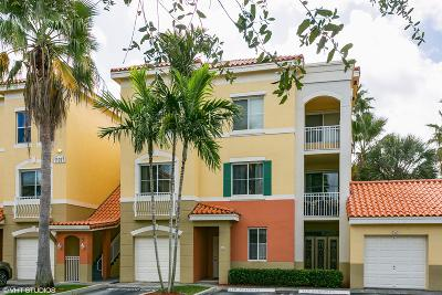 Palm Beach Gardens Condo For Sale: 11027 Legacy Boulevard #201