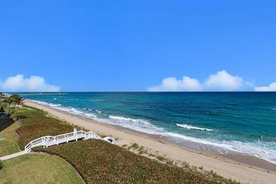 Enclave Of Palm Beach Condo Condo For Sale: 3170 S Ocean Boulevard #603