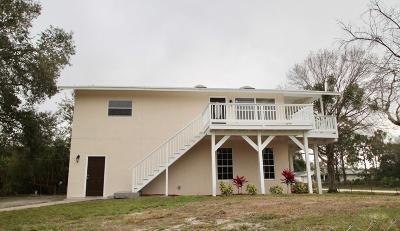 Vero Beach Single Family Home Contingent: 10035 85th Street