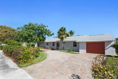 West Palm Beach Single Family Home For Sale: 7516 S Olive Avenue