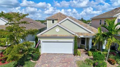 Lake Worth Single Family Home For Sale: 9286 Wrangler Drive