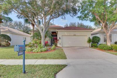 Boynton Beach Single Family Home For Sale: 12522 Via Ravenna