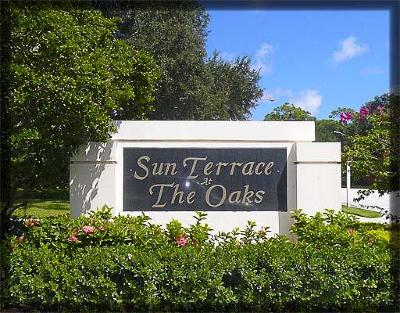 Palm Beach Gardens Townhouse For Sale: 7101 Geminata Oak Court