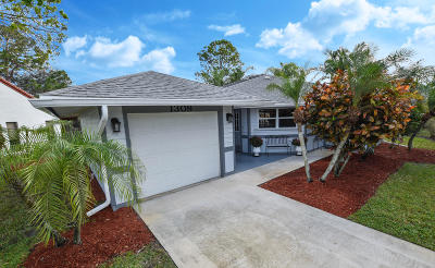 Palm City Single Family Home For Sale: 1309 SW Vizcaya Circle