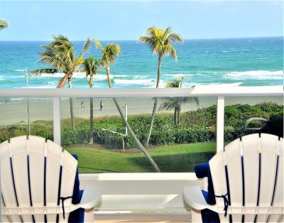 Boca Raton Condo Sold: 700 S Ocean Boulevard #305