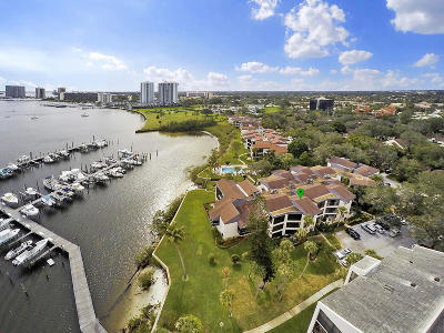 North Palm Beach Condo For Sale: 1618 Twelve Oaks Way #203
