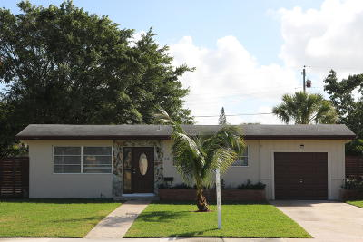 Kelsey City Single Family Home Contingent: 814 Date Palm Drive