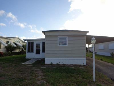 Boynton Beach FL Mobile Home For Sale: $59,900