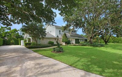 Boynton Beach Single Family Home For Sale: 10357 Muirfield Road
