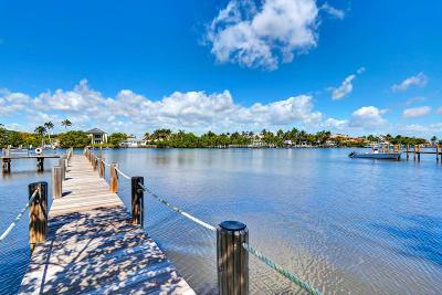 Palm Beach Townhouse For Sale: 3543 S Ocean Boulevard #110