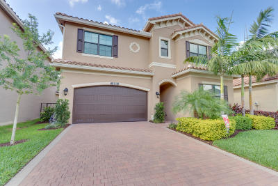 Delray Beach Single Family Home For Sale: 14199 Paverstone Terrace