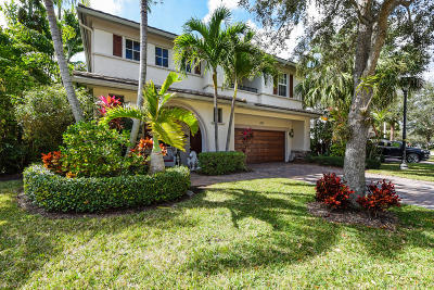 Palm Beach Gardens Single Family Home For Sale: 830 Madison Court
