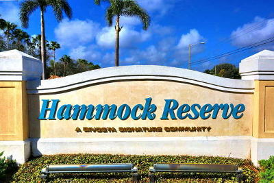 Delray Beach Single Family Home For Sale: 4681 Hammock Circle