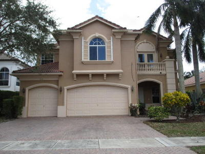 Broward County, Palm Beach County Single Family Home For Sale: 9904 Palma Vista Way