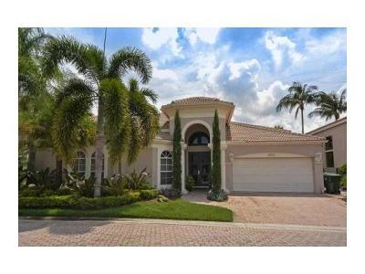 Boca Raton Single Family Home For Sale: 6522 Somerset Circle