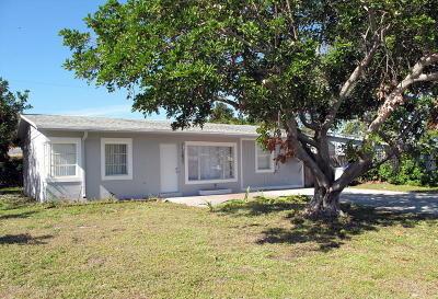 Pompano Beach Single Family Home For Sale: 2821 NE 11th Terrace