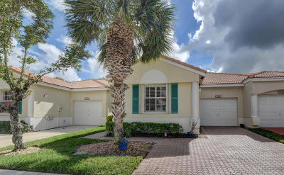 Delray Beach Single Family Home For Sale: 6218 Petunia Road