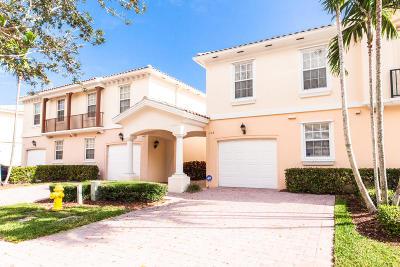 Townhouse Sold: 138 Santa Barbara Way