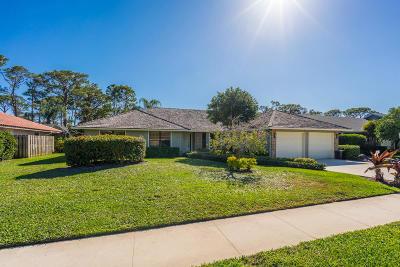 Palm Beach Gardens Single Family Home For Sale: 2824 Biarritz Drive