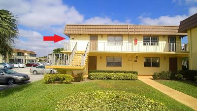 Delray Beach Condo For Sale: 144 Saxony C