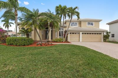 Boca Raton Single Family Home For Sale: 20161 Ocean Key Drive